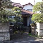 奥沢海軍村住宅1